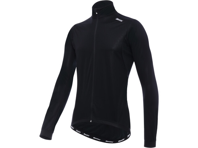 Santini Flight Vindjakke Herrer, black